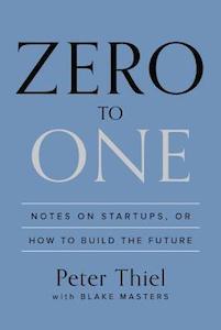 Cover - Zero to One