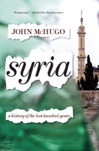 cover of Syria by McHugo