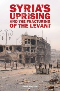 cover of Syria's Uprising