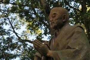 Hōnen (detail)