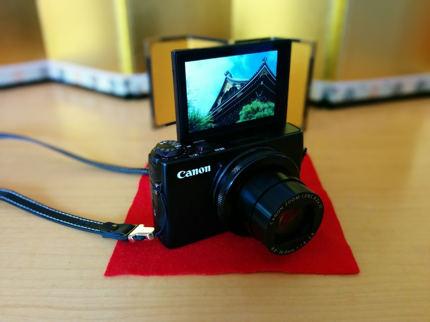 New Canon G7X
