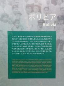 Japanese emigration to Boliva
