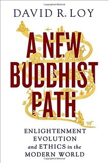Cover of A New Buddhist Path