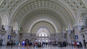 Inside of Union Station