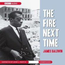 cover of audio version of The Fire Next Time