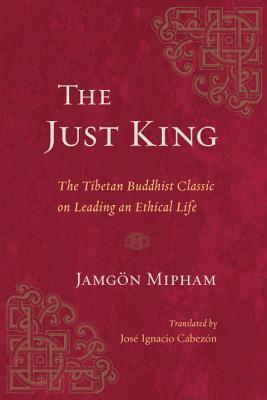 "cover of the book ""The Just King"""