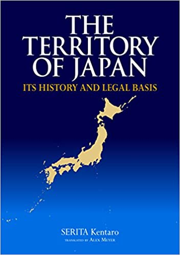 Cover for The Territory of Japan: Its History and Legal Basis